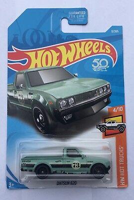 Hot Wheels DATSUN 620 Truck Pickup King Cab Nismo JDM HKS GT Nissan Greddy OEM
