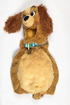 Disney Lady & the Tramp Costume 12-18 Months Toddler Puppy Dog Halloween