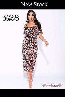 Leopard Print Culotte Jumpsuit 6