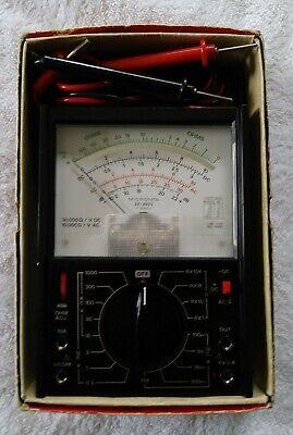 Vintage Micronta 22-203u Multitester 27 Range