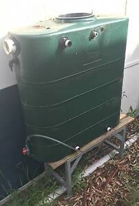 Water Tank & Stand - Slimline 500 litre - Rivergum Green North Narrabeen Pittwater Area Preview