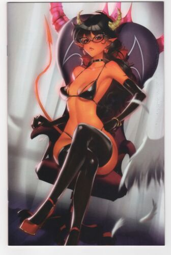 Sweet Paprika #1 Leirix Naughty Variant NM - Limited to 500 Copies