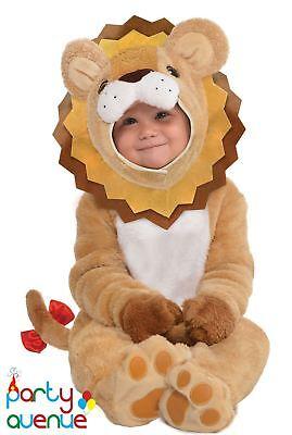 Baby Little Roar Costume Lion Toddler Fancy Dress
