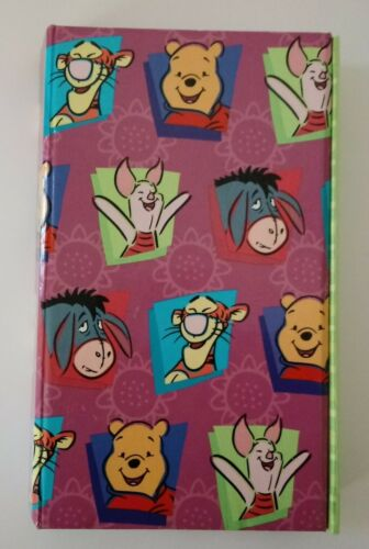 Heartline Pooh address  notes phone numbers book