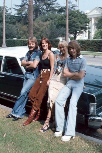 ABBA - MUSIC PHOTO #F-53