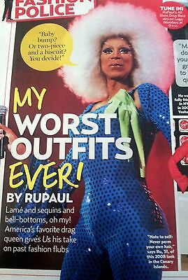 *RUPAUL* Magazine Clippings! MUST SEE! L@@K