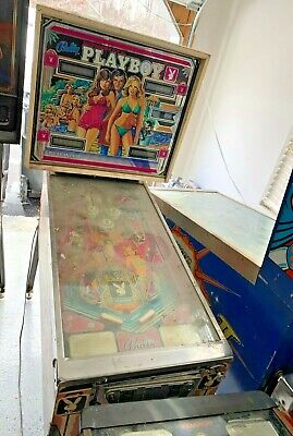 BALLY Playboy Pinball Machine