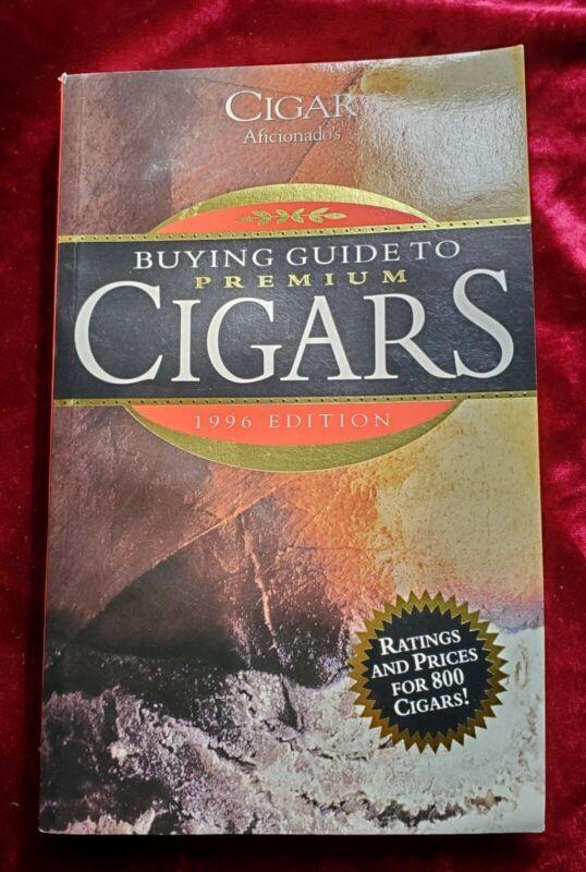 1996 Cigar Aficionado