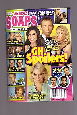 Abc Soaps In Depth General Hospital Gh Spoilers Feb 27Th 2017