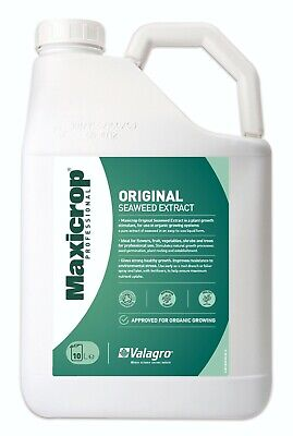 Maxicrop Original Seaweed Extract Professional 10L