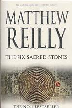 THE SIX SACRED STONES Matthew Reilly ~ Large SC 2008 Perth Region Preview
