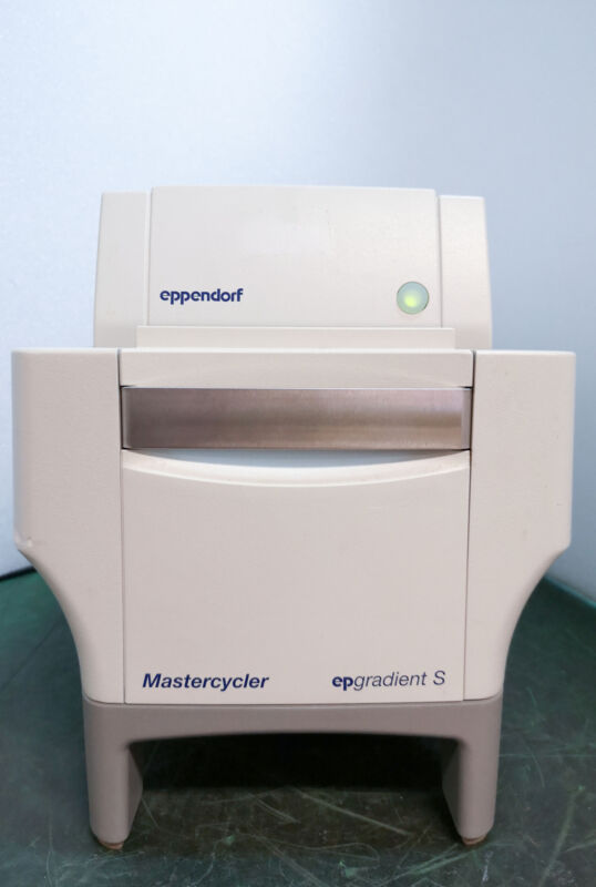 12755 Eppendorf Mastercycler Epgradient S Thermal Cycler 5345