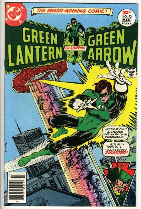 GREEN LANTERN #93 - Green Arrow
