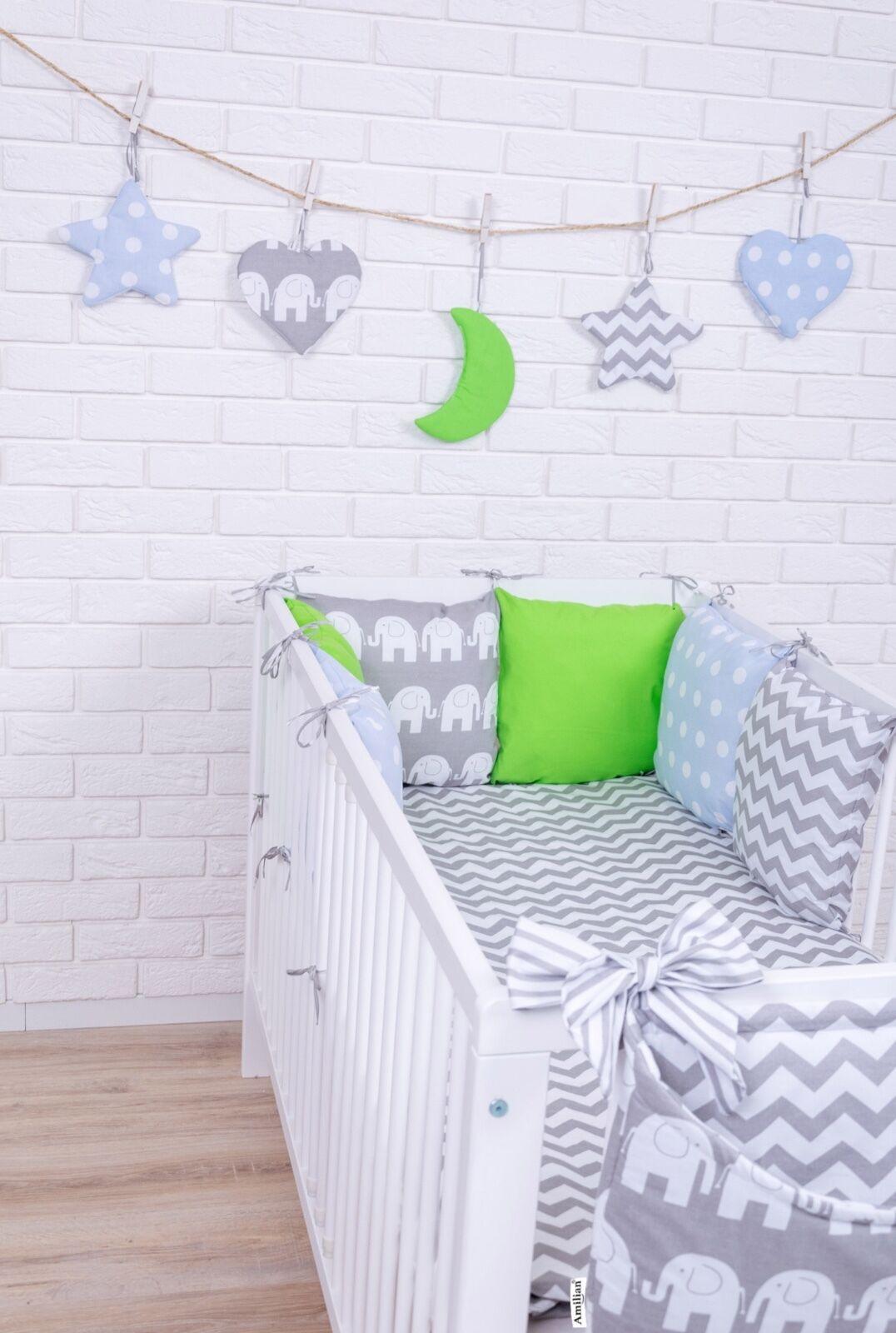KISSEN Flauschig Kindergarten BETT pk BABEES MINKY SET Baby DECKE 100x135