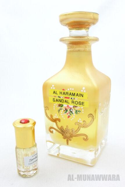 12ml Sandal Rose by Al Haramain - Traditional Arabian Perfume Oil/Attar