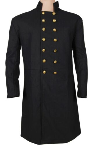 Civil War Union Senior double breasted Officer Frock Coat
