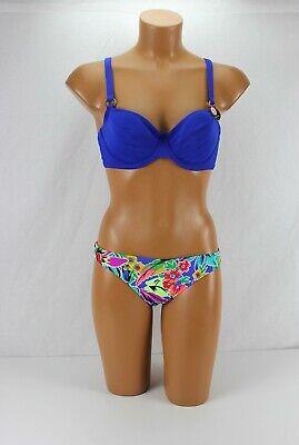 Hunkemöller Bikini Set Soft Underwired Cup, Bottom size M, Cup size 75-80, C-D