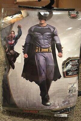 Batman vs Superman - Batman Spirit Halloween Costume LN](Superman Vs Batman Costumes)