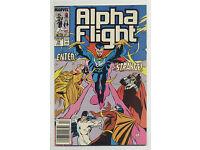 USA, 1989 Dr. Strange Alpha Flight # 78