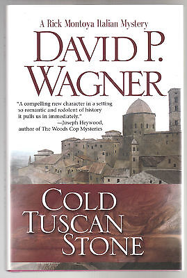 David P  Wagner  Cold Tuscan Stone   Death In The Dolomites  F F  1Sts
