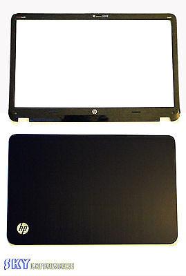 NEW HP Envy6 Envy 6-1000 692382-001 LCD Back Cover Case + Front Bezel 686591-001