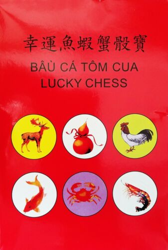 LUCKY CHESS OR BAU CA TOM CUA