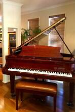 Grand Piano - Polished Walnut - Sublime Dulcet Tone O'Connor North Canberra Preview