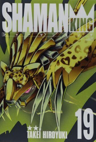 Hiroyuki Takei manga: Shaman King Kanzenban vol.19 Japan