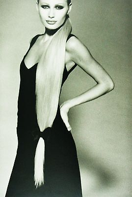 KARL LAGERFELD MODE FOTO MAPPE 1995/96 CHANEL HAUTE COUTURE PHOTO