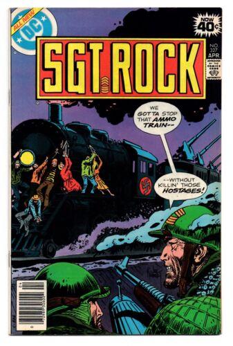 Sgt. Rock #327 - (Very Fine)