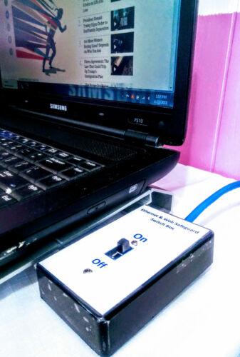 Internet Switch Anti-Hacker Device