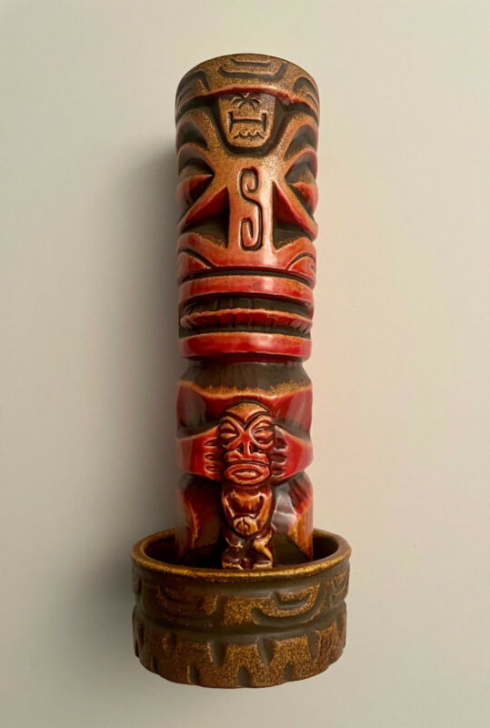Limited edition Hidden Harbor Ring of Fire tiki mug (only 75 made) Tiki Diablo