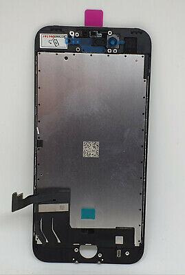 Genuine Original Apple iPhone 7G Black LCD - BEST ON EBAY - LIFETIME (Best Warranty For Iphone 7)
