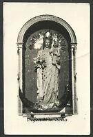 Estampa Antigua Virgen De Peña Andachtsbild Santino Holy Card Santini -  - ebay.es