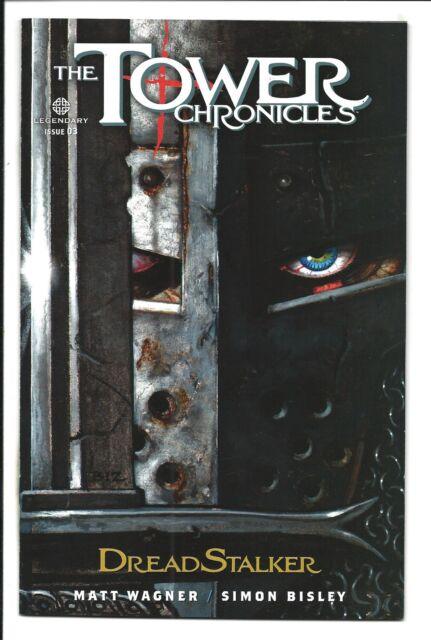 THE TOWER CHRONICLES, BOOK 2: DREADSTALKER # 3 (LEGENDARY COMICS, OCT 2014), NM