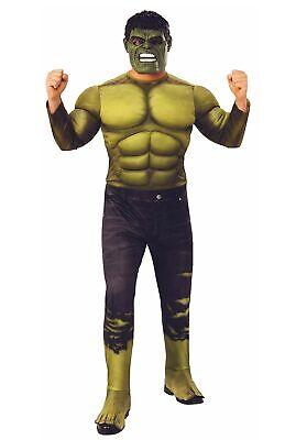 Adult Deluxe Hulk Costume - Adult Deluxe Hulk Kostüm
