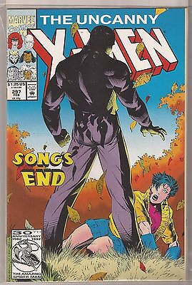 Uncanny X-Men #297 VF/NM 9.0