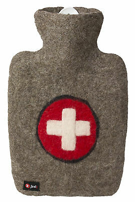 Rubberless Hot WATER BOTTLE (Germany)