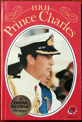 HRH Prince Charles Ladybird Book, 1st Edition Pub.  23rd March 1981