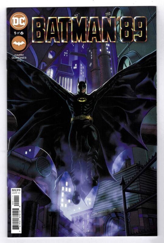 BATMAN 89 #1 (OF 6) CVR A JOE QUINONES DC COMICS 1ST PRINT NM 2021