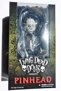 Living-Dead-Dolls-Pinhead-Hellraiser-III-Horror-BRAND-NEW