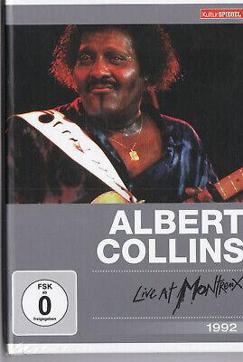 Albert Collins - Live at Montreux 1992 (DVD-NO CD) SEALED