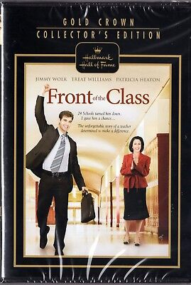 Front Of The Class  Dvd  2009  Hallmark  Patricia Heaton  Tourette Syndrome New