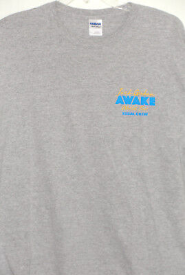 JOSH GROBAN ~ AWAKE TOUR Exclusive Backstage Crew Concert T-Shirt Size XL ~ NEW