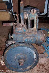 Vintage Stuart Turner engine 4 HP 1800RPM 1950s? for restoration or spares