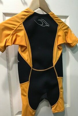 Aqua Sphere Stingray Wetsuit Core Warmer Nylon Youth Short Sleeve Long Sleeve