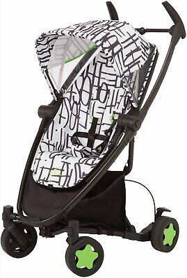 Quinny Limited Ed. Zapp Xtra Stroller with Folding Seat
