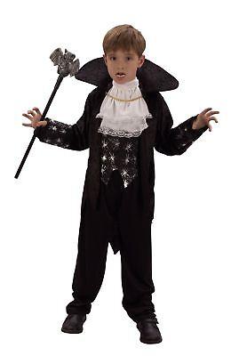 Halloween Vampir-Kostüm für Jungen - Vampir Kostüm Für Jungs