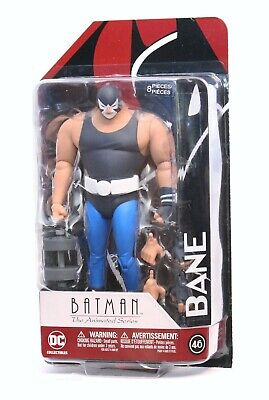 """DC Collectibles Batman The Animated Series BANE 7"""" Action Figure IN STOCK NEW for sale  Shipping to India"""