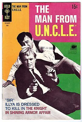 Man From Uncle  19  Very Fine Condition